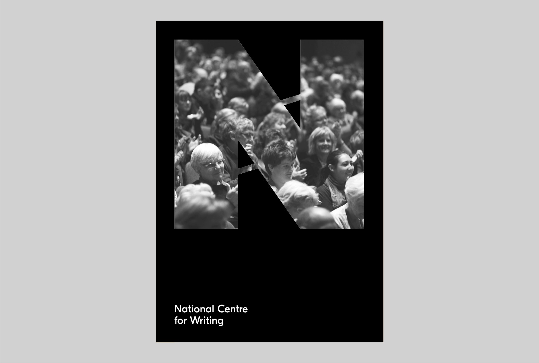 National Centre for Writing brand communications