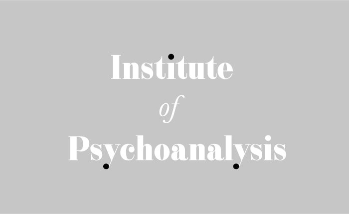 A brand identity for the home of the British Psychoanalytical Society, the Institute of Psychoanalysis.