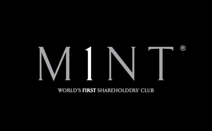 A brand identity for an exclusive global members' club, named Mint.