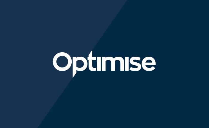 A brand identity for an international performance marketing network called Optimise.