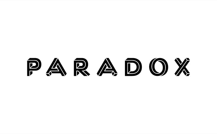 A brand identity for A boutique health and beauty studio called Paradox.