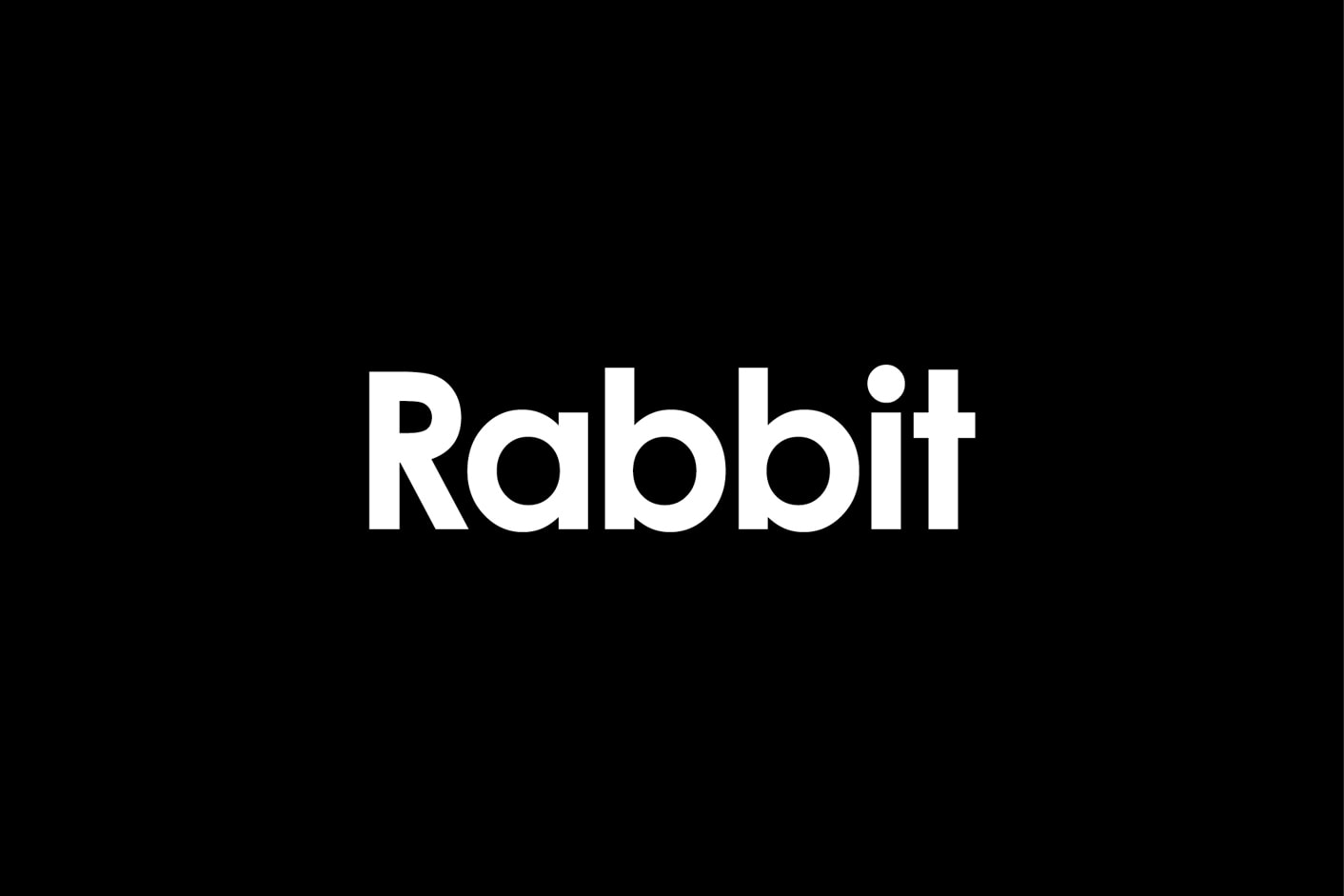 Rabbit Coffee brand logotype
