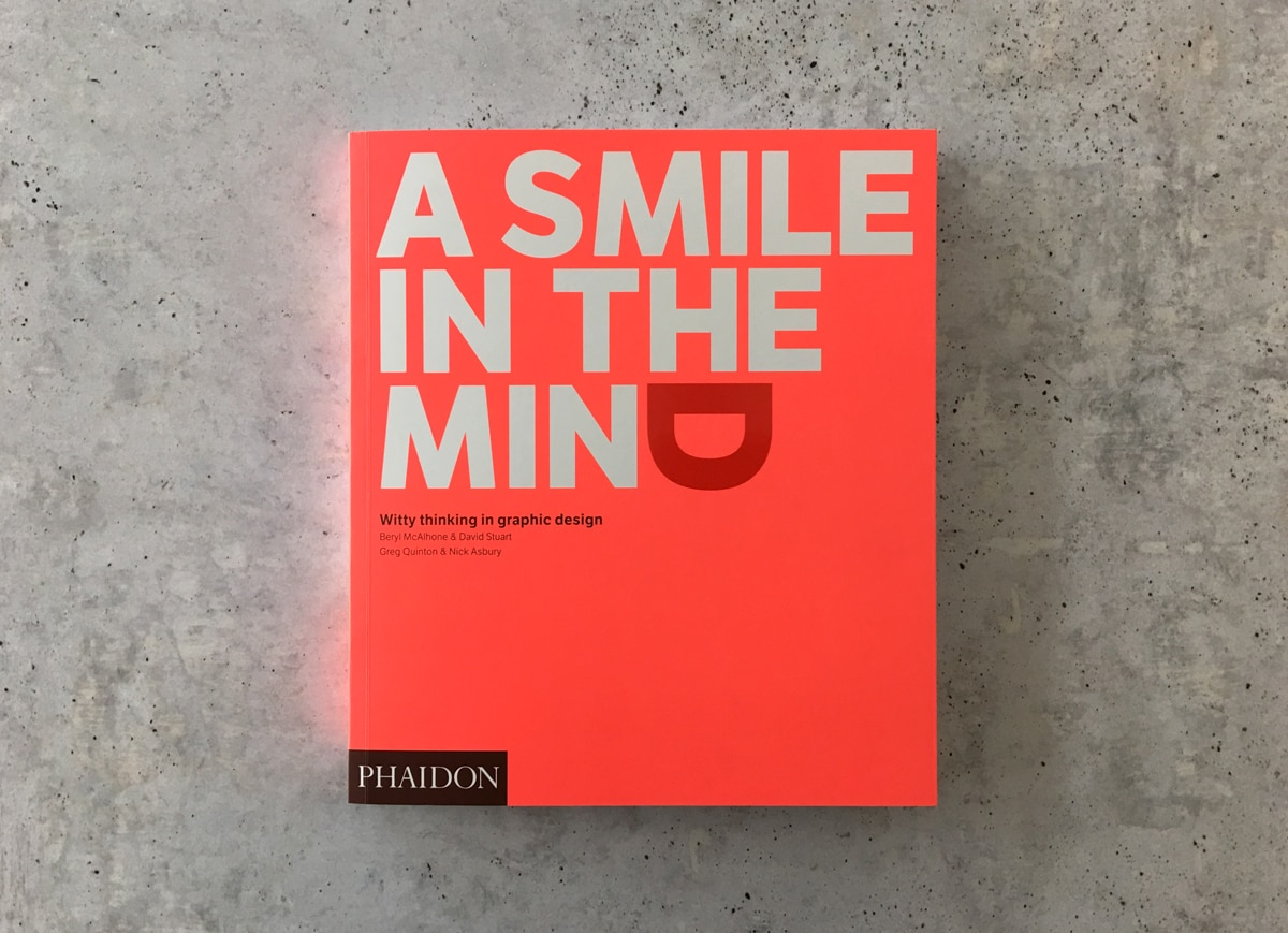 A Smile in the Mind book