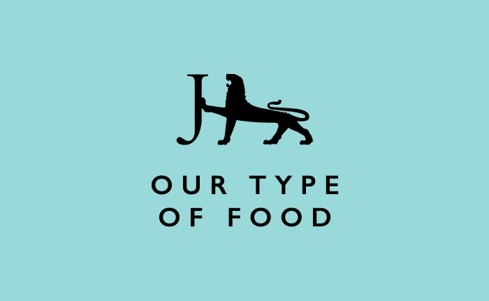 Jarrold - Our Type of Food