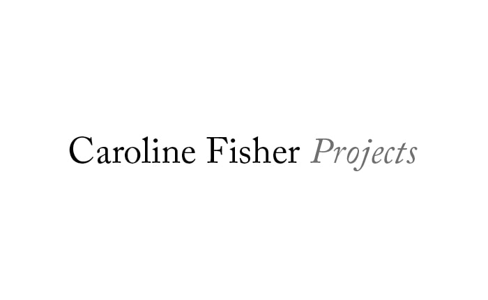 Caroline Fisher Projects branding