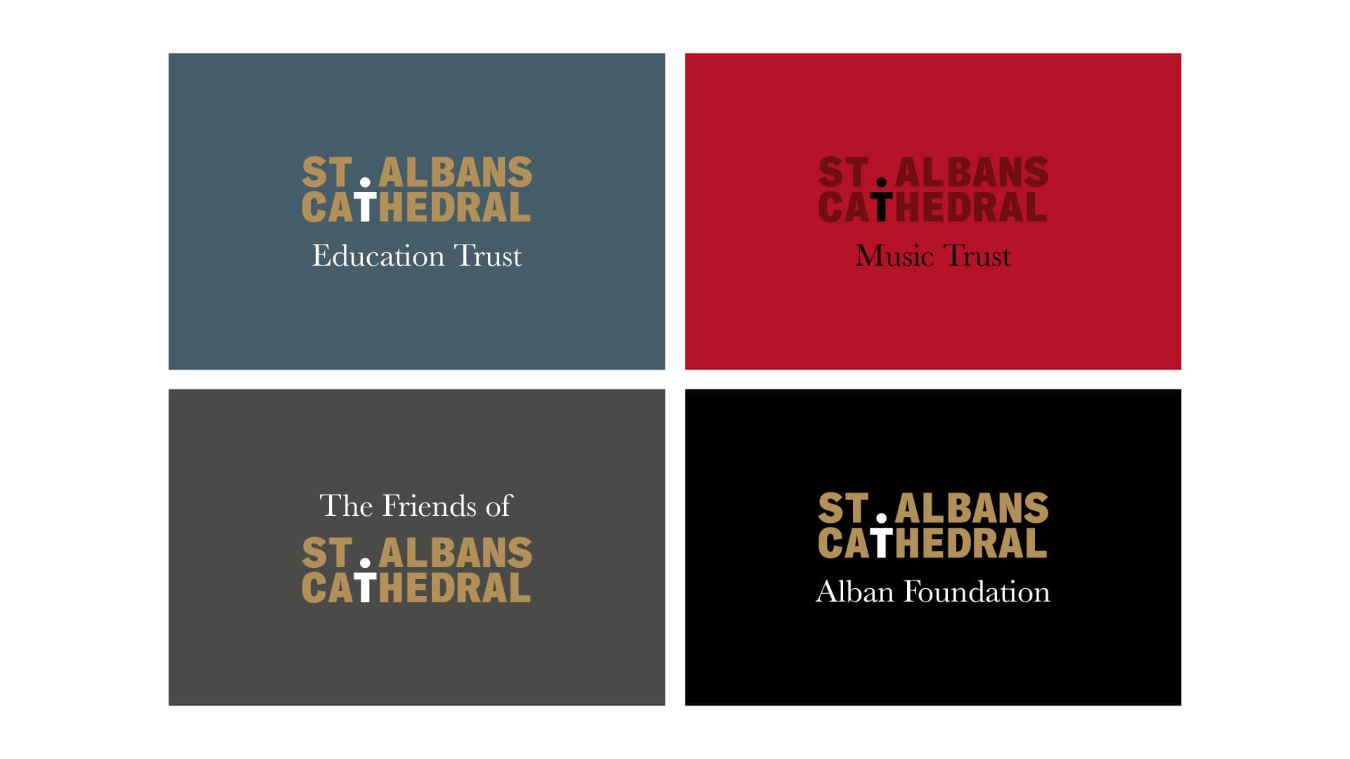 St Albans Cathedral sub brands