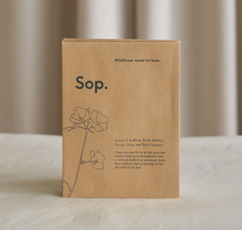 Sop ~ Scents of place ~ Wildflower seeds