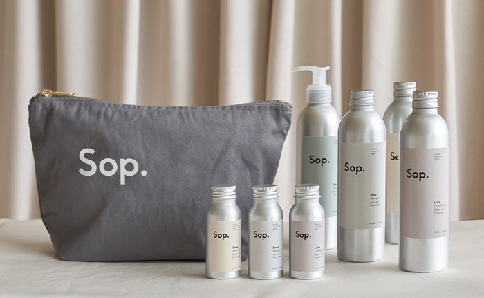 Sop ~ Scents of place branding.