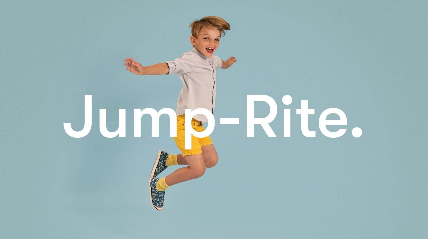 Start-Rite campaign imagery